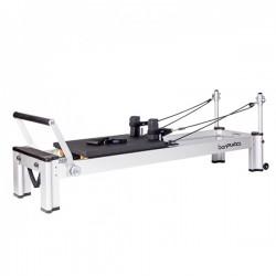 Pilates Reformer Aluminio Monitor