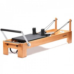 Pilates Reformer Madera Monitor