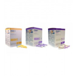 Pack de 100 lancetas Unistik compatibles con Lactate ScoutPack de 100 lancetas Unistik compatibles con Lactate Scout