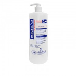 Daromix GH: Gel hidroalcohólico para la desinfección higiénica de manos por fricción (1 litro) (Ref. HICD003-FR01V)