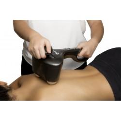 Masajeador vibratorio efecto calor/frio
