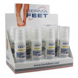 Expositor Emulgel Derma Feet Urea 50%
