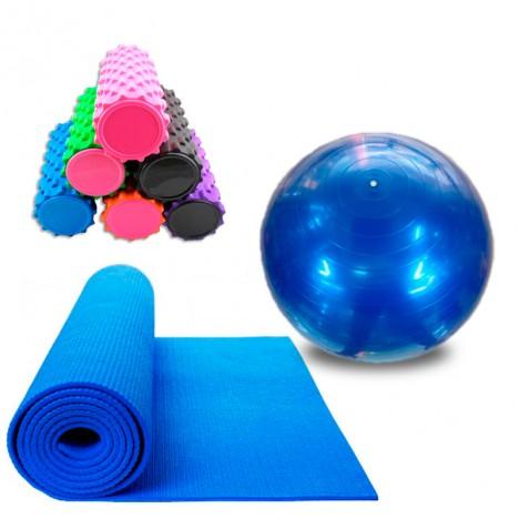 Kit de yoga Pilates