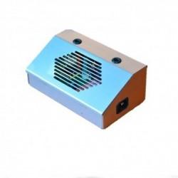 Ionizador vs Ozonizador de aire para saneamiento de aire 15 m²