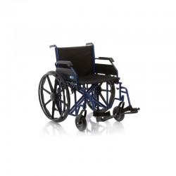 Silla de ruedas para obesos ancho asiento 50cm