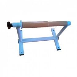 Aparato flexoextensor de pared para realizar ejercicios de muñeca