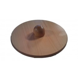 Plato de Bolher en madera de haya