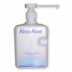 Alco-Aloe 500 ml