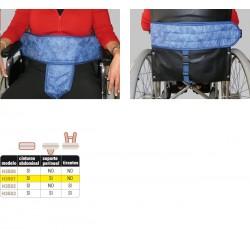 Cinturón con soporte perineal