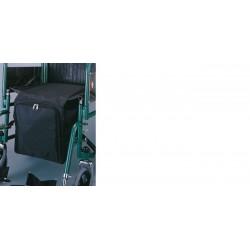 Bolsa bajo asiento desmontable fácilmente