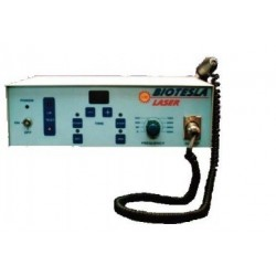 Láser Biotesla con Sensor de Prueba. Ideal para Tratamientos de Acupunutra. Baja - Media Potencia 30 mLongitud de Onda 904 nm