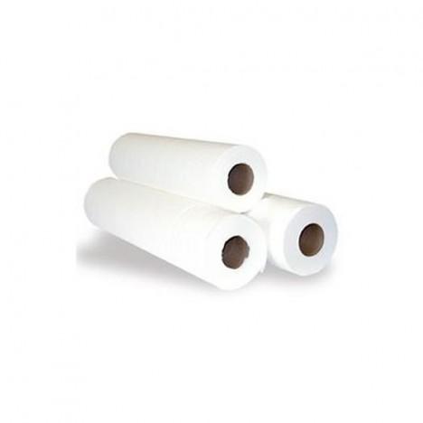 Papel Desechable 2 capas precorte 60cm 3 rollos.