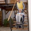 Sube escaleras