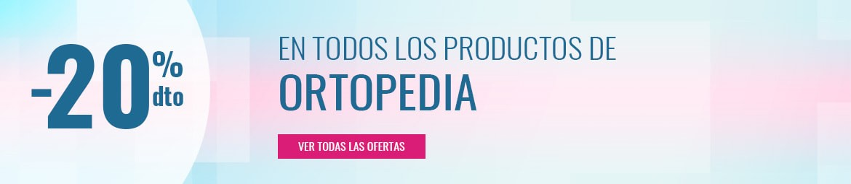 Banner Ortopedia -20% Dto.
