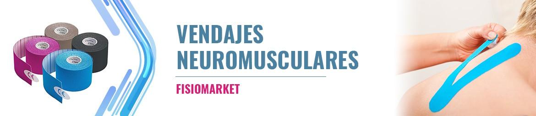 Vendajes Neuromusculares Fisiomarket