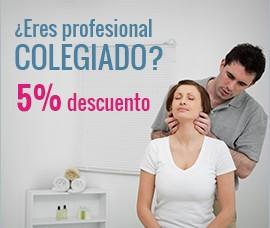 Descuento de 5% a colegiados